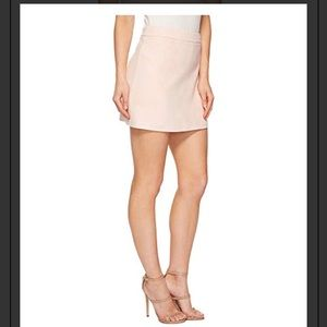 Jack By BB Dakota • A-Line Mini Skirt